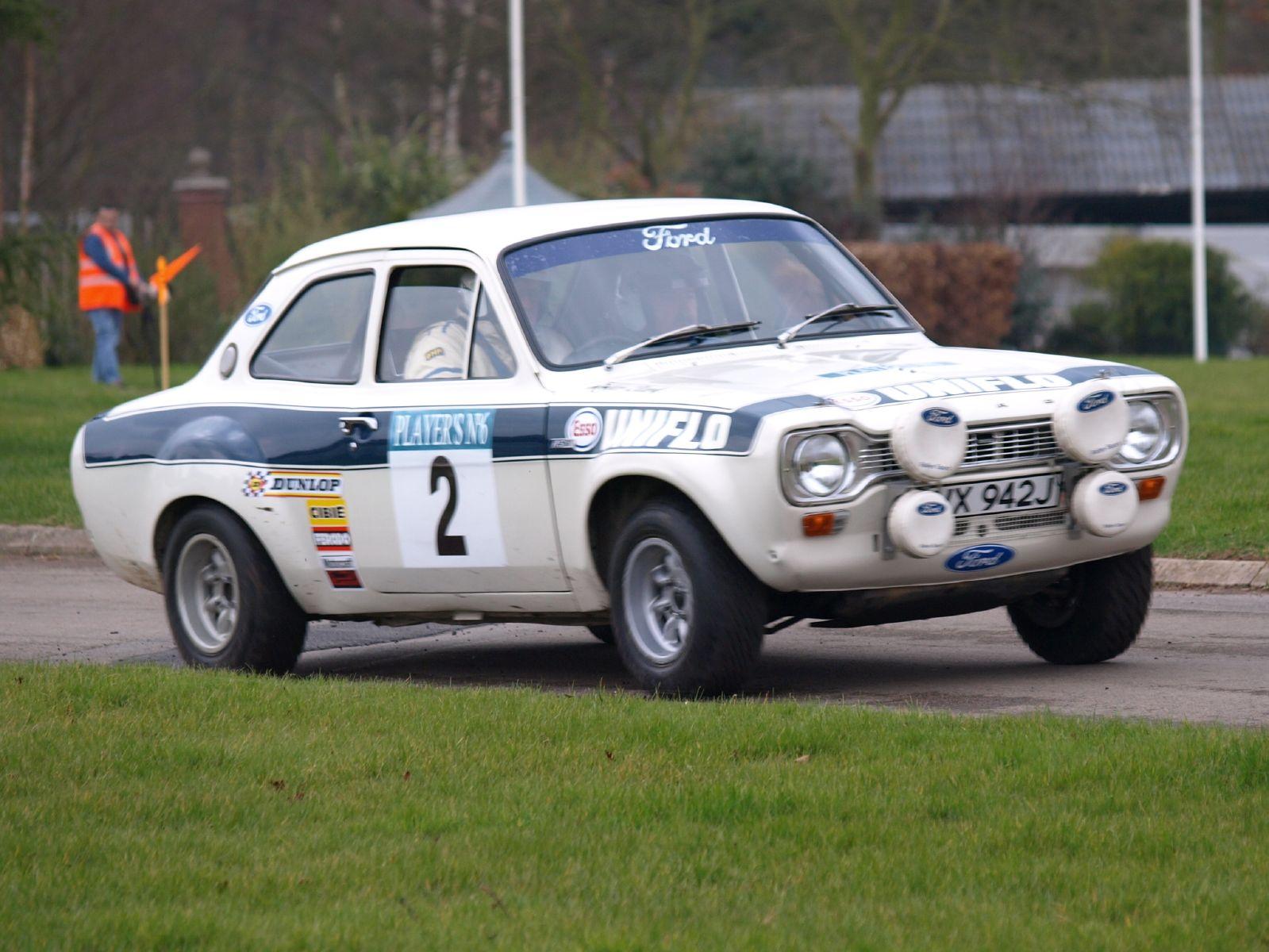 Racing escorts