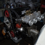 Pinto racing engine