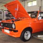 Ford Escort Mk2 2.0 Pinto