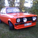 Ford Escort Mk2 2.0 For Sale