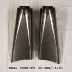 Rear Turrets - grp4fabrications
