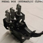 mk2 pedal box hydraulic clutch - grp4fabrications